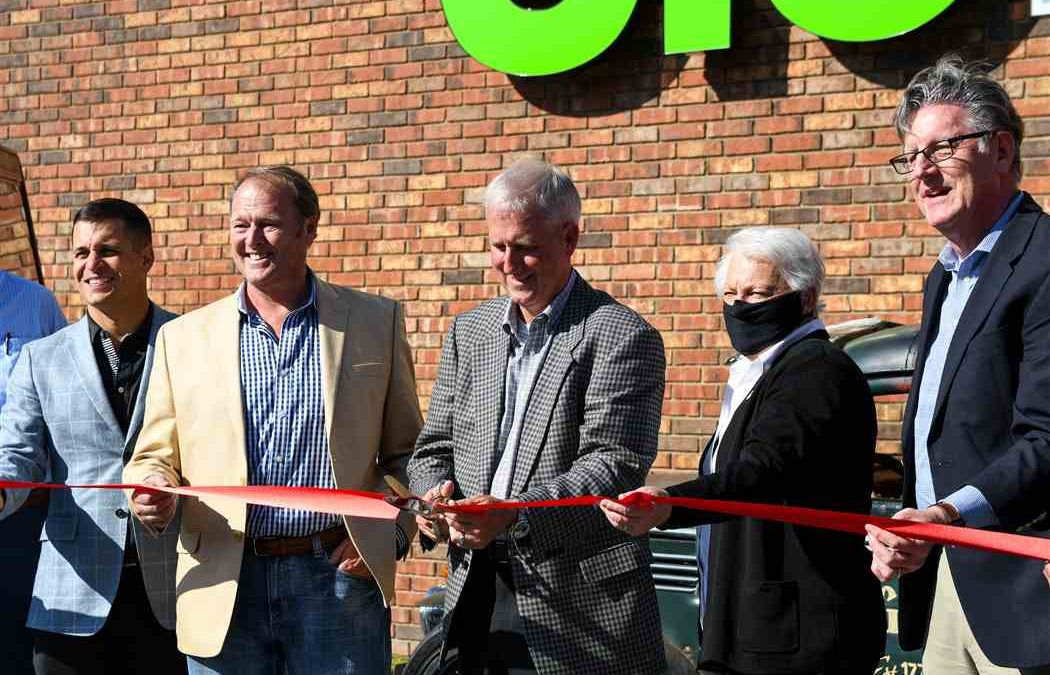 bioPURE cuts ribbon on new corporate headquarters in Johnson City